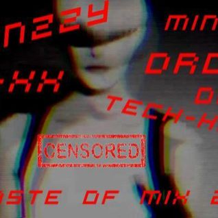 Frenzzy Tr-XX-A Taste Of Mix 2012 minimal_drops of Tech house (Dance Floor Extended)