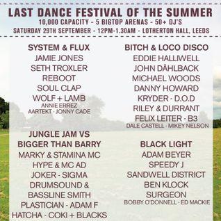 Jamie Jones - Live @ Lotherton Hall, Mint Festival 2012 UK - 29.09.2012