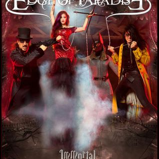 Interview with Margarita Monet of Edge Of Paradise
