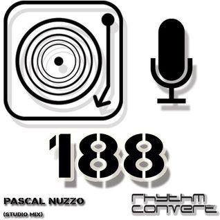 Techno Music | Pascal Nuzzo in the Rhythm Converted Podcast 188 (Studio Mix)