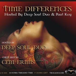 Cem Ermis - Time Differences Guest Mix on TM-Radio - Nov11