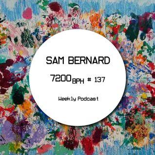 Sam Bernard 7200 BPH # 137