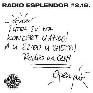 Radio Esplendor #2.18.