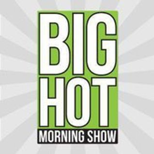 7-22-16 Big Hot Morning Show with Special Guest, Mrs. Johnny Marks