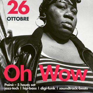 Painè - Oh Wow @ Biko 26/10/2012 Part 2