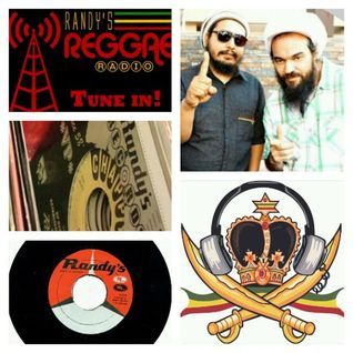 10-09-13 JAH WARRIOR SHELTER TAKES OVER RANDY'S REGGAE RADIO!