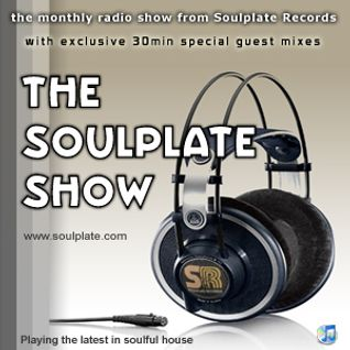 The Soulplate Show feat Nick Power - Jan 2012
