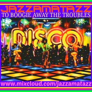 Disco TO BOOGIE AWAY THE TROUBLES. Non-stop Classic Dancefloor Fillers.