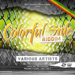 Selekta Faya Gong - Colorful Side Riddim mix promo 2016