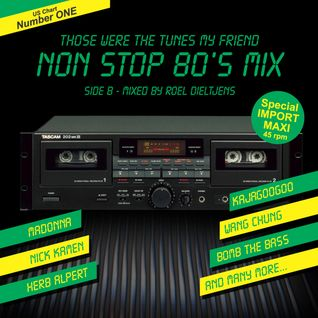 Eighties Mix Side B - Mixed By Roel Dieltjens