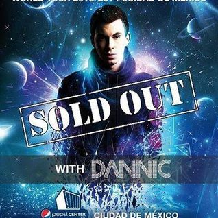 Dannic - Live @ Pepsi Center WTC (Mexico City) - 02.11.2013