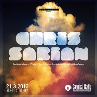 Chris Sabian - SUBMISSION Podcast for Cannibal Radio - 20130321