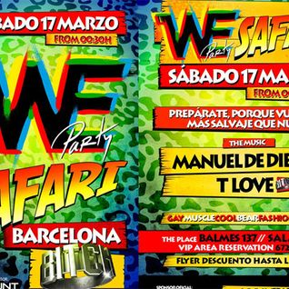 Tlove's WE Party @BITCH Club mix (Mar'12)