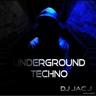 DJ Jac J Dark Underground Techno Mini Session Vol. 5
