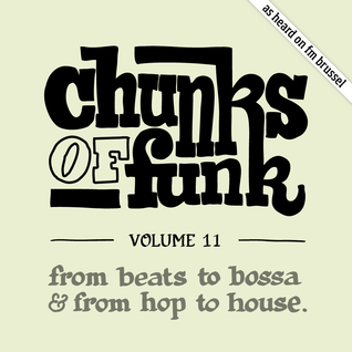 Chunks of Funk vol. 11: Anderson .Paak, Ivan Ave, The Internet, Hodini, Max Graef, James Brown, …