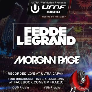 UMF Rado #282 - Fedde Le Grand & Morgan Page (Live at Ultra Japan)