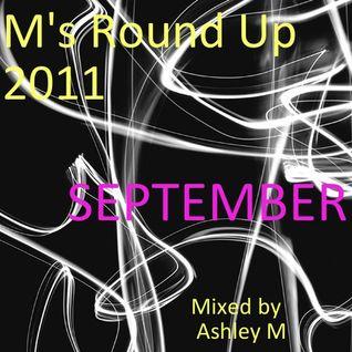 M's Round Up 2011 'SEPTEMBER'
