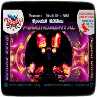 Psychomental - Beyond Words album promo & dj mix on OLD School Vibrations (Radio REC) France 1037FM