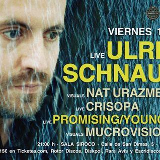 Especial Ulrich Schnauss | Crisopa | Promising Youngster en RCBA Rotten City