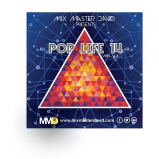 Mix Master David - Pop Life 14 (Top40 Mix) Vol. 1