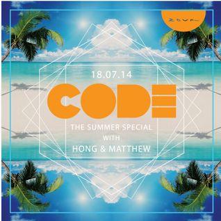 Code Summer 2014 Mix