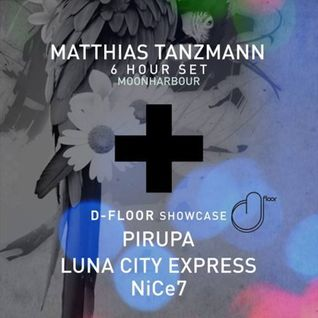Matthias Tanzmann - Live @ The Egg London - 15.02.2014