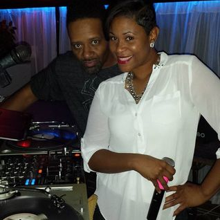 Olympia D and Dj Technics Live @ Club Royale Old School 105.3 FM (8-14-2015)