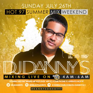 Hot 97 Summer Mix (July 26, 2015)