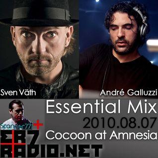 Sven Väth, André Galluzzi - BBC Essential Mix (2010-08-07)