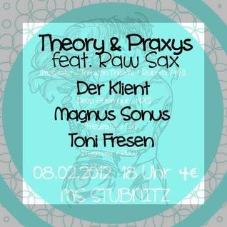 Magnus Sonus@Freigeister(Knutschen mit...)MS Stubnitz 08.02.2012