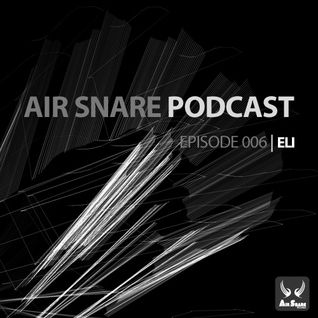 Air Snare Podcast 006 - ELI