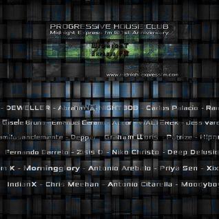 Dim K Guest Mix for 1st Anniversary on Midnight Express.Fm [December 12.12.2015]