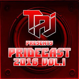 TAJ presents PRIDECAST 2016 VOL. I