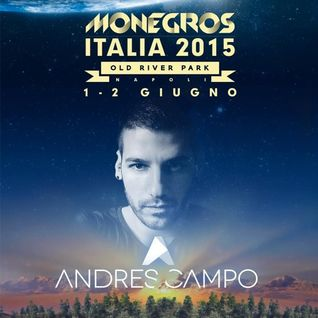 Andres Campo @ Monegros Italia (Old River Park)
