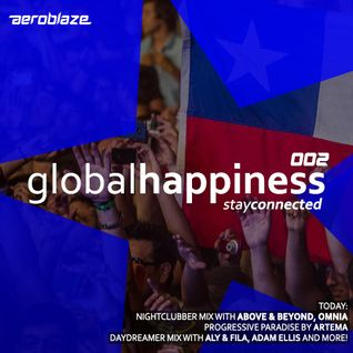 Global Happiness: The Aeroblaze's Podcast 002 [26-09-2015]