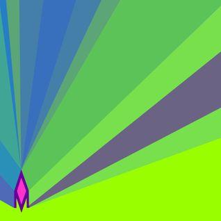 Spektrum Blau-Grün