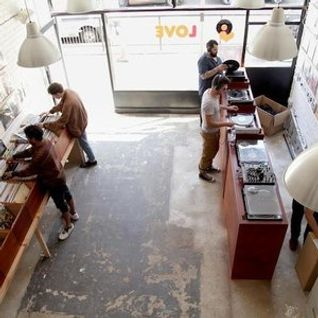 Record Store Rotation: Love Vinyl - 17th March 2015