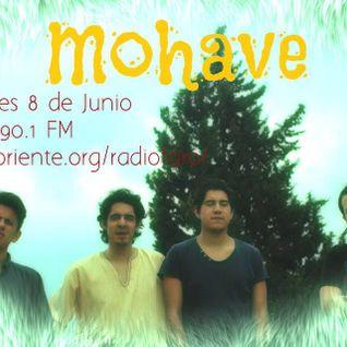 Faro en las calles entrevista a MOHAVE programa transmitido el día 8 de Junio 2016 por Radio Faro 90