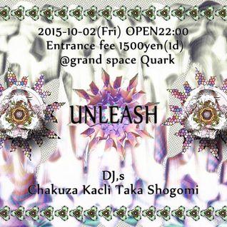 KACLI  Unleash 20151002 @ Quark