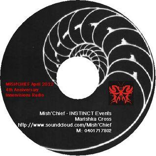 Mish'Chief loves INTELLIGENT TECHNO UK Innervisions radio Birthday Mix