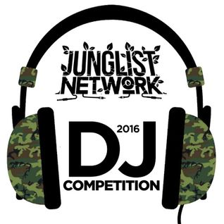 DJ Bonnie Blaze's Junglist Network 2016 Competition Mix