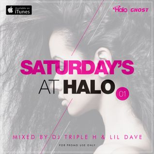 Saturday's AT Halo (Promo mix)