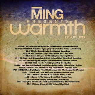 MING Presents Warmth 039