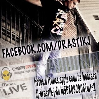 Positive Party- Ep. 27- DJ Drastik J