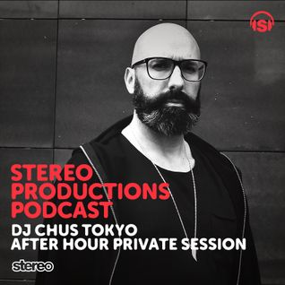 WEEK20_15 DJCHUS Tokyo After Hour Private Session May 2015