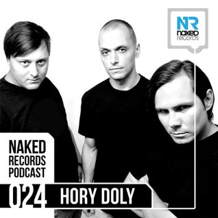 Naked Records Podcast 024 mixed by HORY DOLY
