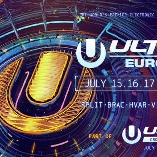 David Guetta - live at Ultra Europe 2016 (Main Stage) - 17-Jul-2016