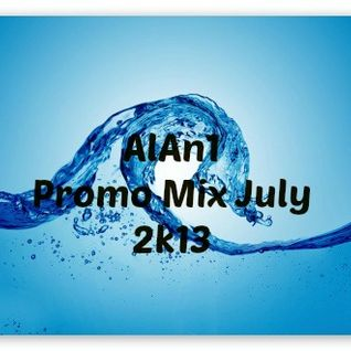 """Deep Waves"" Warm Up Mix **Promo Mix July 2013**"