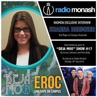 RadMon Exclusive Interview: Sharna Bremner