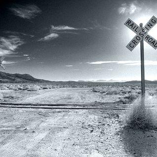 left in the desert